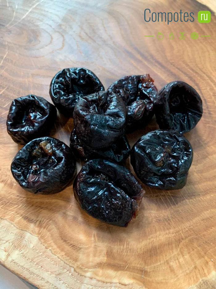 Чернослив для приготовления компота