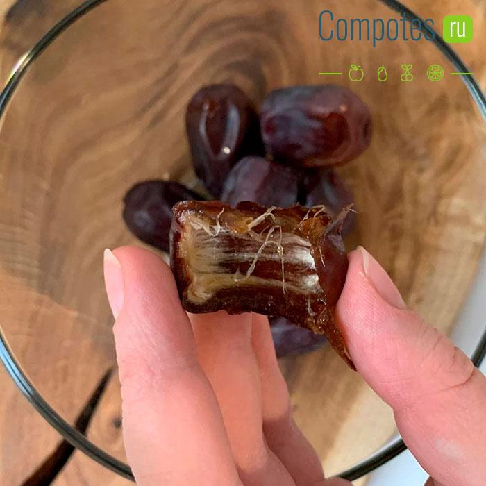 Финик - ингредиент для компота
