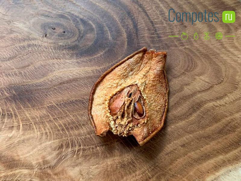 Груша сушеная для компота
